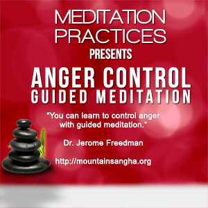 Anger Control Guilded Meditation