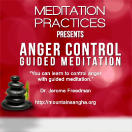 Anger Control Guided Meditation
