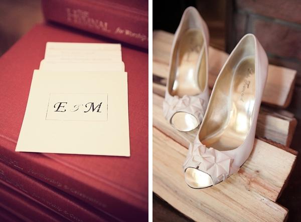 open toe ivory wedding shoes