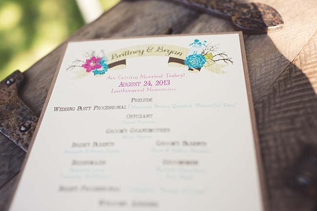 invitation rustic chic wedding via http://mountainsidebride.com