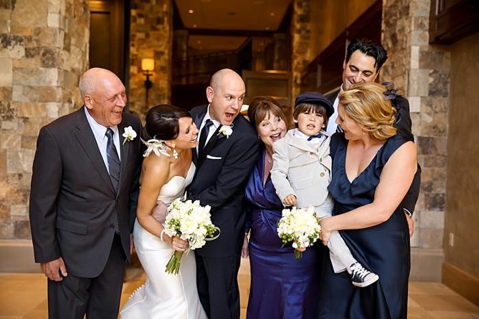 wedding party | Deer Valley Utah Wedding | Pepper Nix Photography