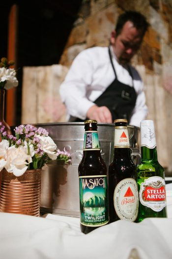 bartender | Park City Luxury Home Wedding