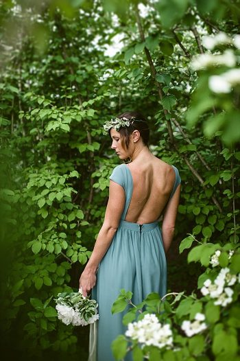 Durga Reversable Bridesmaid Dresses | Bohemian shoot