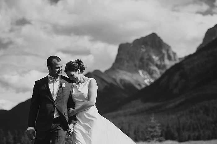 Darling Mountain Wedding in the Canadian Rockies