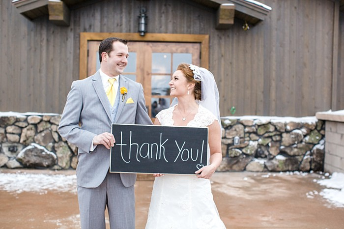 Devil's Thumb Ranch Winter Wedding   Photography by Robin Cain