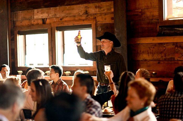 Cowboy rehearsal dinner | Park City Utah | Pepper Nix Photography