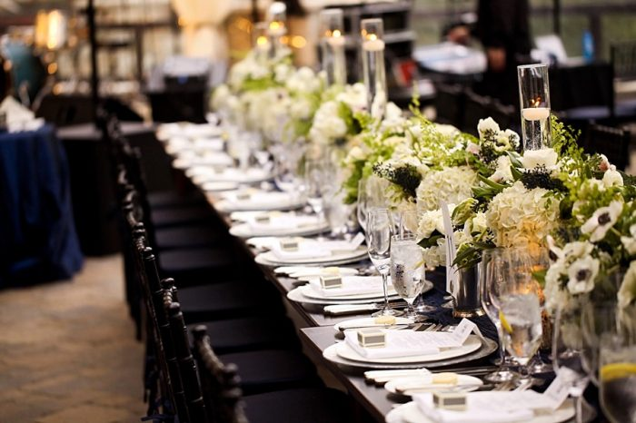wooden table ideas  | Park City Utah Wedding | Pepper Nix Photography