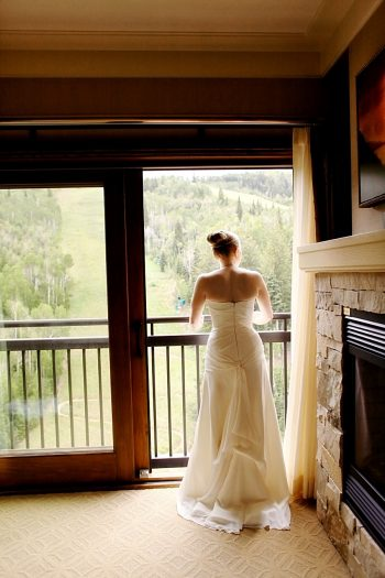 mountain bride | Park City Utah Wedding | Pepper Nix Photography