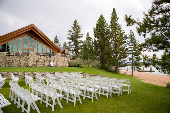 Edgewood Ceremony Site | Lake Tahoe Wedding | Eric Asistin Photographer