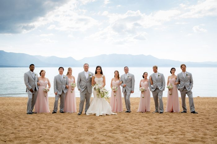 Lake Tahoe Wedding | Eric Asistin Photographer