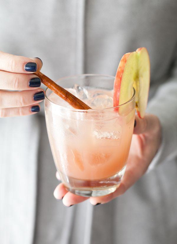Apple Cider Cocktail | Spiked Cider Cocktail Inspiration