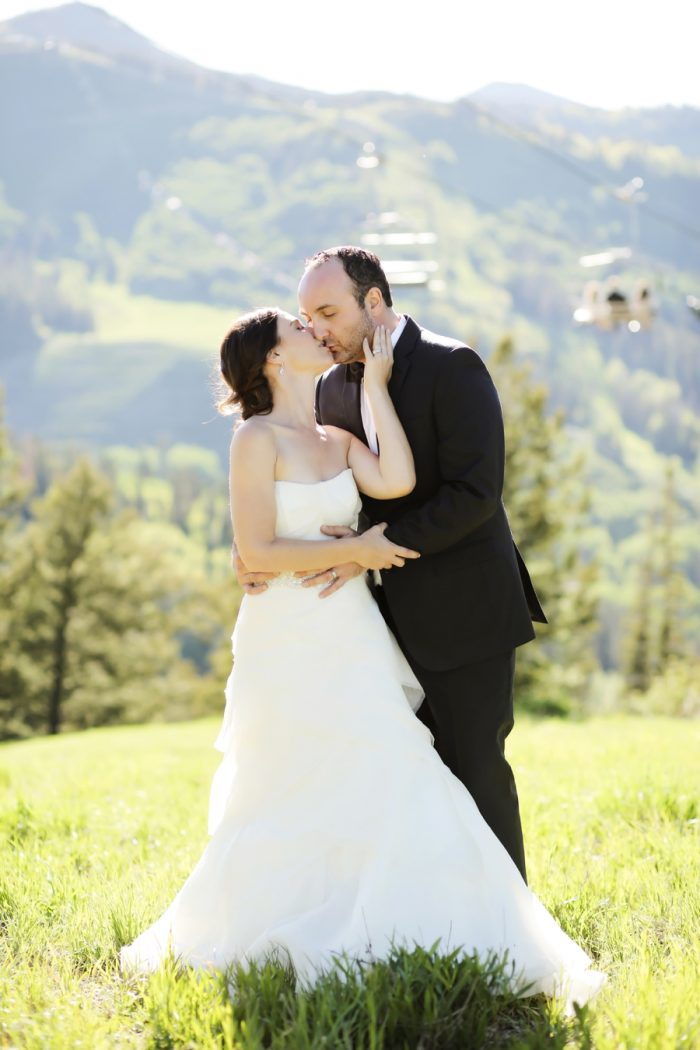 18 Deer Valley Resort Wedding Logan Walker Photography | MountainsideBride.com