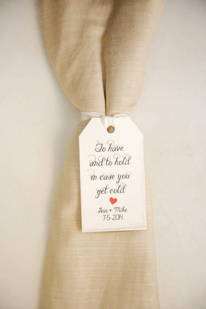 Guest Wrap | Elegant Park City Wedding St Regis Logan Walker Photography | Via MountainsideBride.com