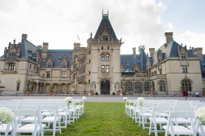 Glamorous Biltmore Estate Wedding in Asheville