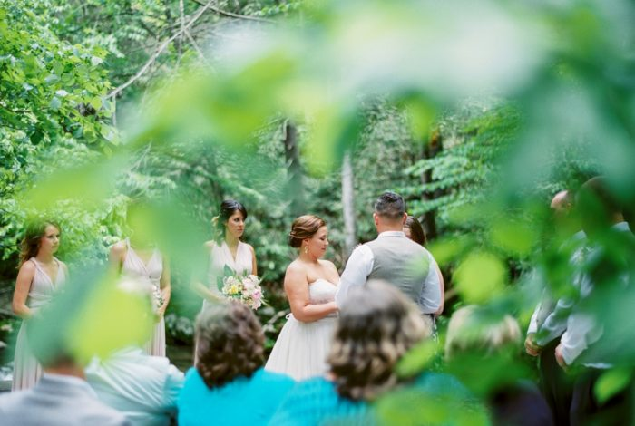 12 Spence Cabin Rennessee Wedding Johoho Via Mountainsidebride Com