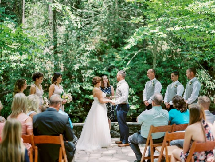 14 Spence Cabin Rennessee Wedding Johoho Via Mountainsidebride Com