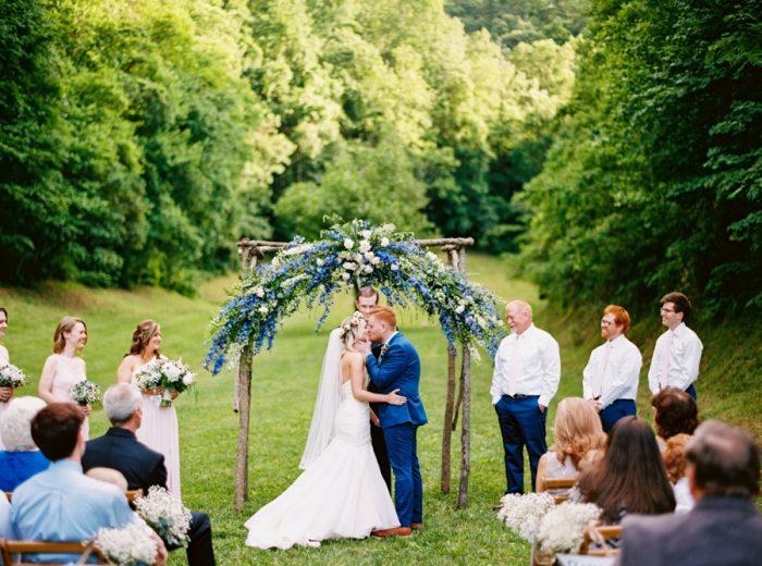 22 Chestnut Springs Tennessee Wedding Jophoto Via Mountainsidebride Com