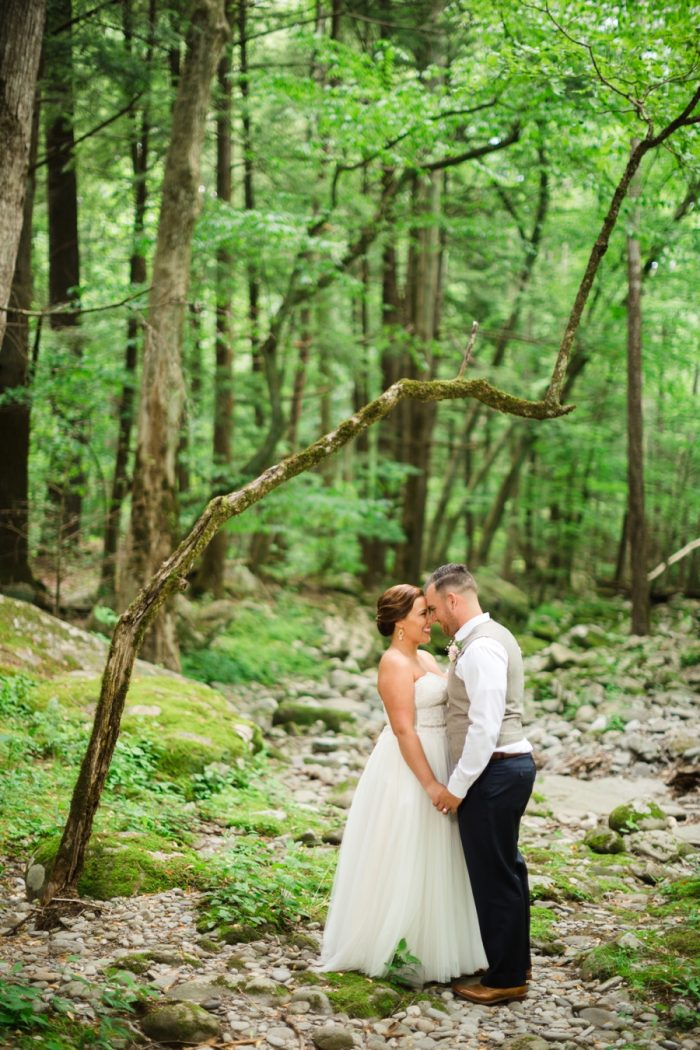 22 Spence Cabin Rennessee Wedding Johoho Via Mountainsidebride Com
