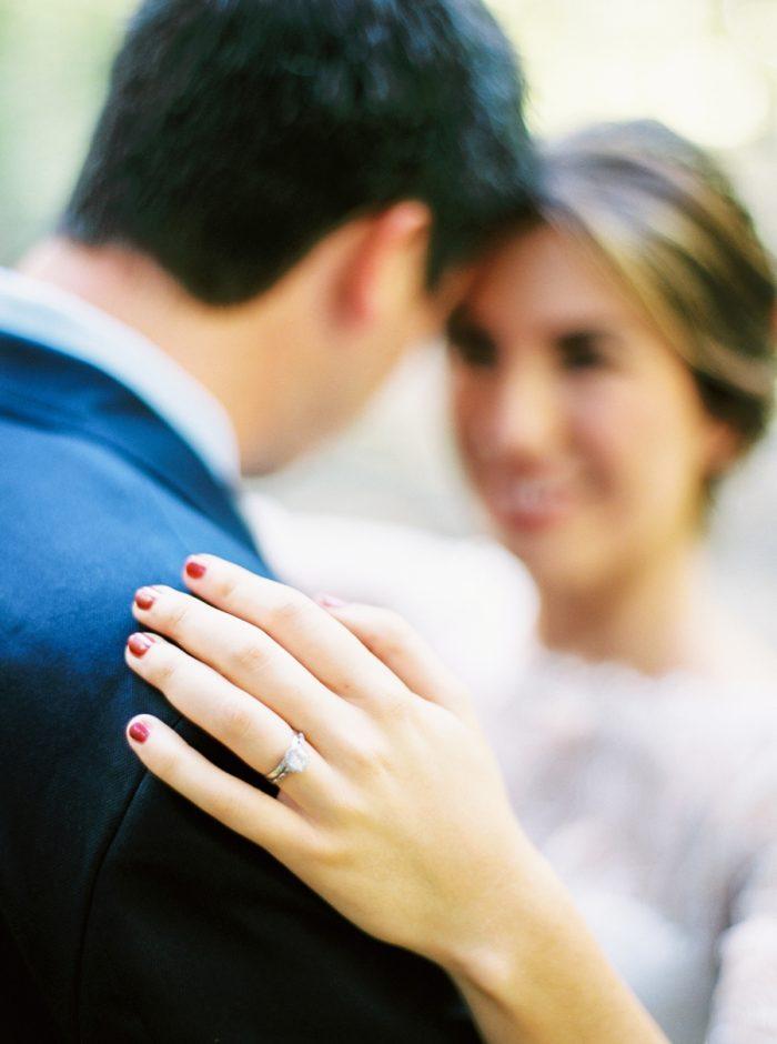 25 Spence Cabin Intimate Wedding | JoPhoto | Via MountainsideBride.com
