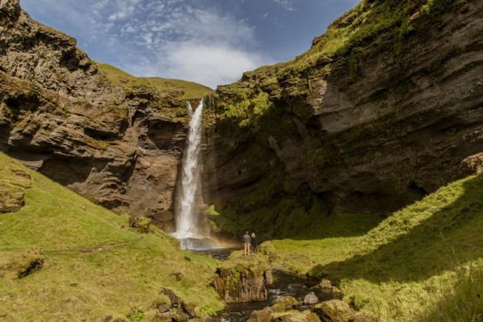Adventurous Engagement in Iceland