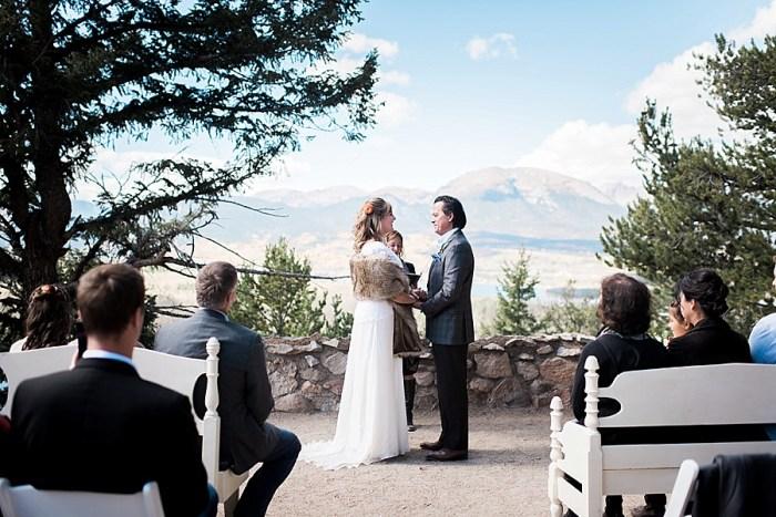 5 Vintage Breckenridge Wedding | Shebli Nikkole Photography | Via MountainsideBride