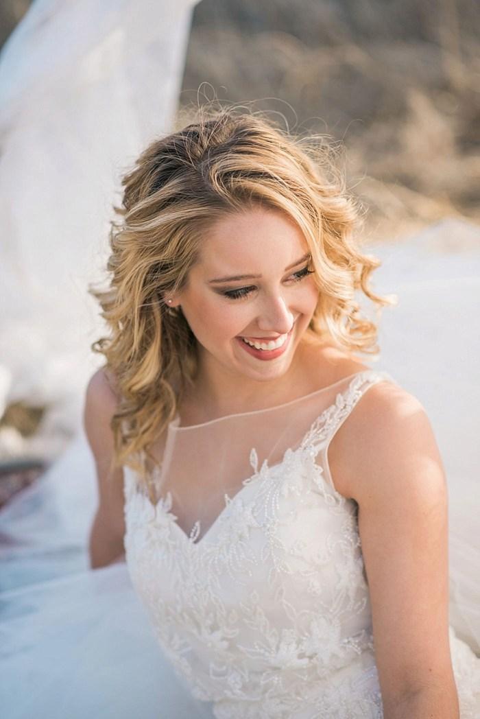 2 Colorado Same Sex Boho Wedding Inspiration | Katie Keighin Photography |via MountainsideBride.com