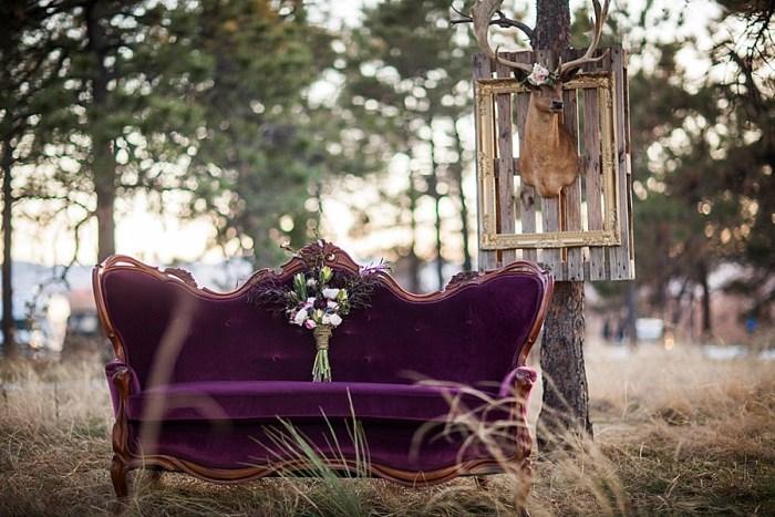 30 Colorado Same Sex Boho Wedding Inspiration | Katie Keighin Photography |via MountainsideBride.com