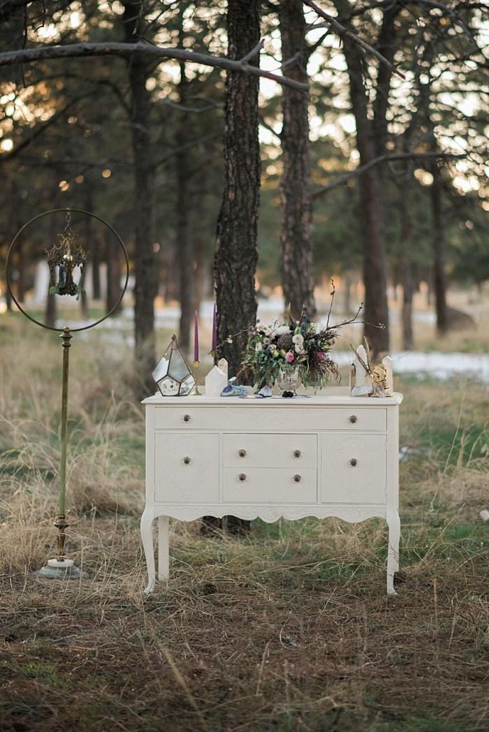 35 Colorado Same Sex Boho Wedding Inspiration | Katie Keighin Photography |via MountainsideBride.com