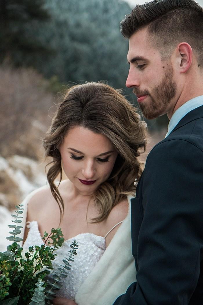 5 LookOut Mountain Colorado Bridal Shoot | Kyle Loves Tori Photography | Via MountainsideBride.com