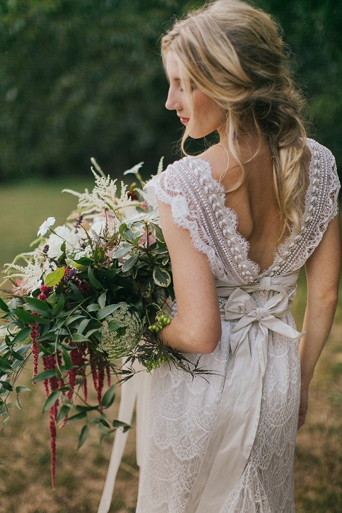 7 Autumn Harvest Wedding Inspiration | Carolyn Marie Photography | Via MountainsideBride.com