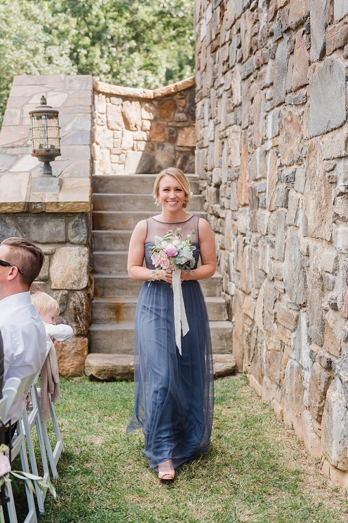 10 Bridesmaid 1 Sunshower Photography Via MountainsideBride.com