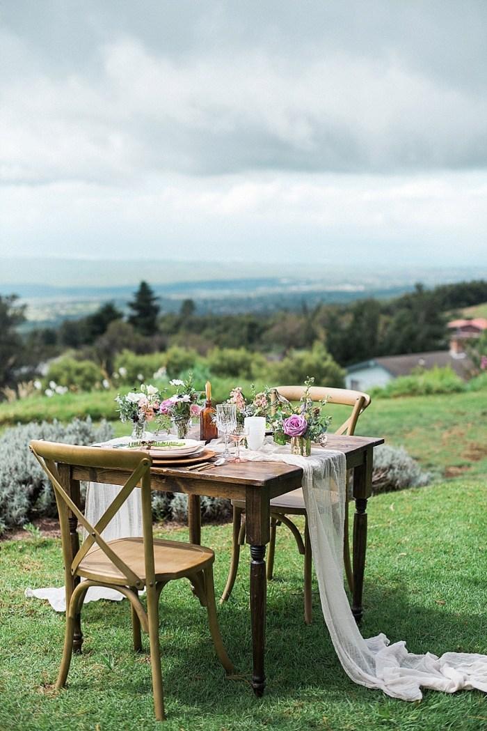 5 Rustic Maui Wedding Inspiration Naomi Levit Photography Via MountainsideBride.com
