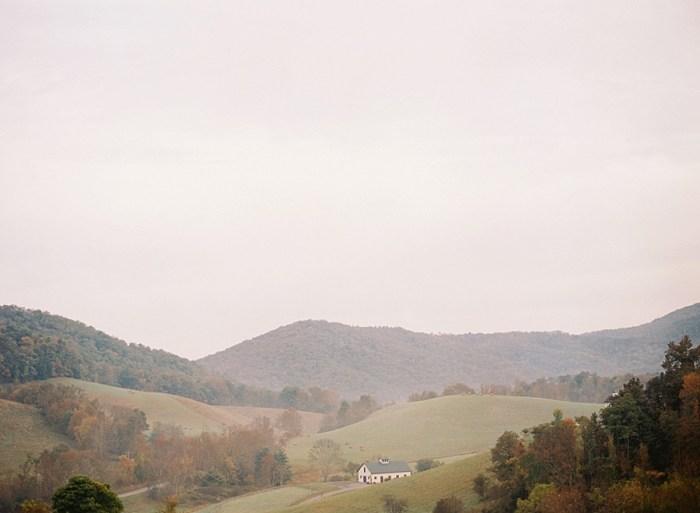 Romantic Mountain Wedding Venue: Homestead Preserve in Hot Springs, VA