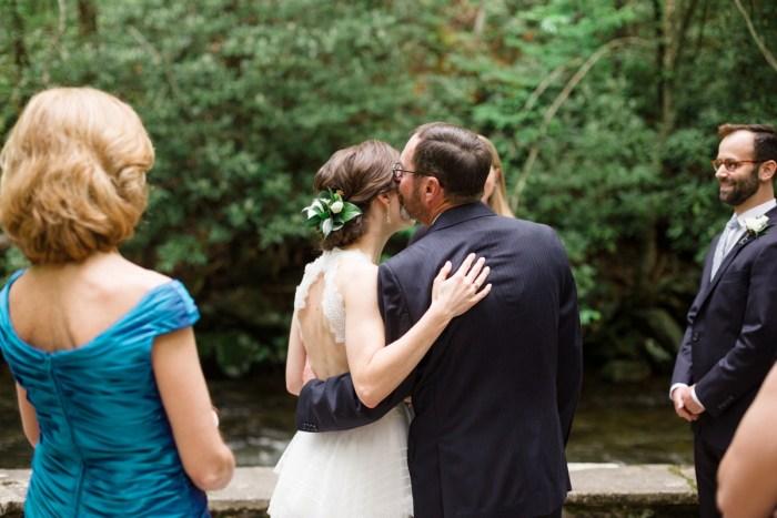 13 Father Of The Bride Spence Cabin Elopement JoPhotos Via MountainsideBride.com