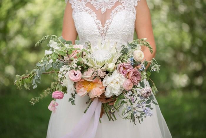 Romantic Colorado Bridal Styles