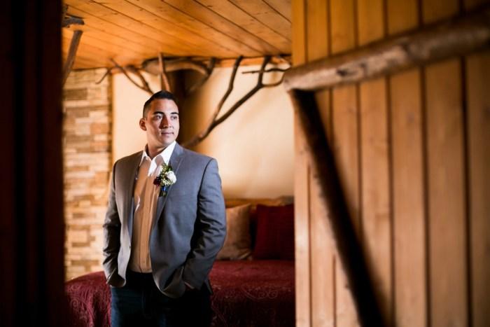 13 Big Bear Winter Wedding Inpiration Sarah Mack Photo Via MountainsideBride.com