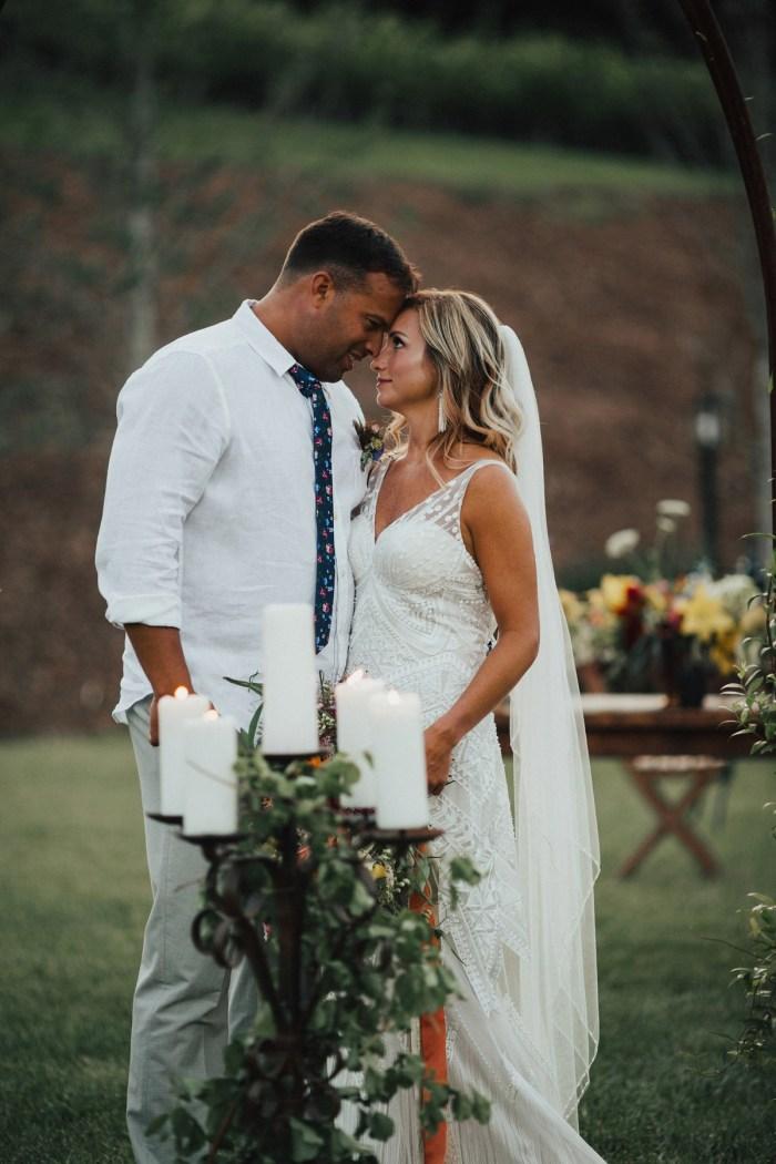 14 Woodstock Wedding Inspiration Gabrielle Von Heyking Photographie Via MountainsideBride.com