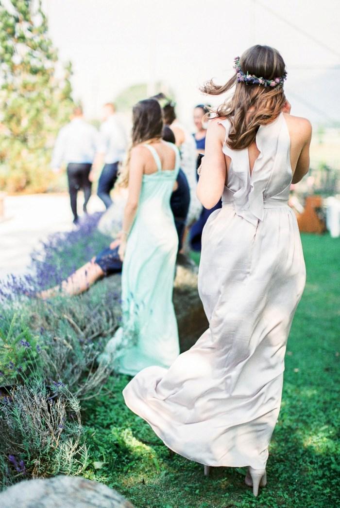23 Couple Guests Colorful Austrian Wedding Theresa Pewal Via MountainsideBride.com