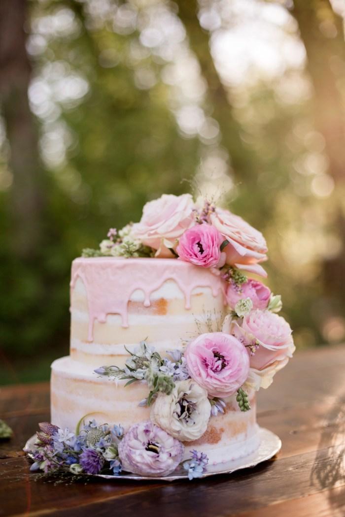 24 Kathyrn Elizabeth Bridal Style Sarah Roshan Via MountainsideBride.com