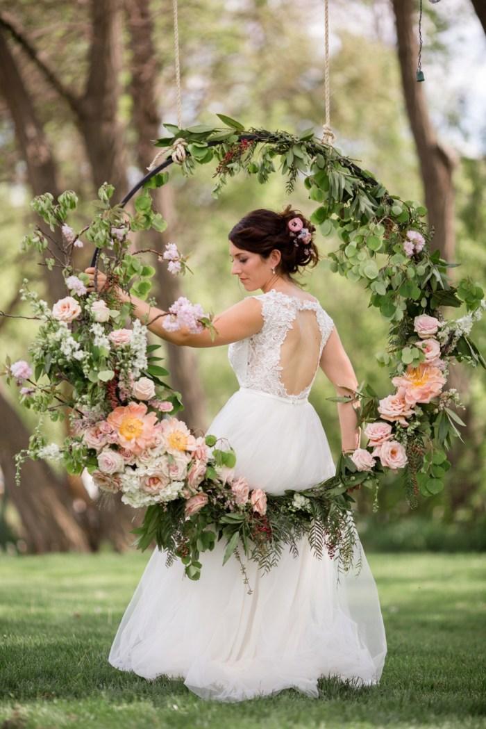 6 Kathyrn Elizabeth Bridal Style Sarah Roshan Via MountainsideBride.com