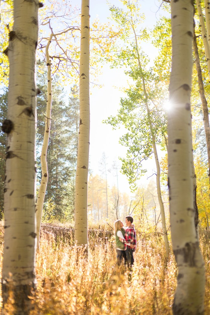 7 Fall Engagement In Vail Colorado Bergreen Photography Via MountainsideBride