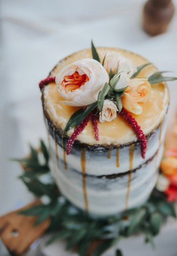 Romantic Woodland Wedding Inspiration in the Truckee, CA