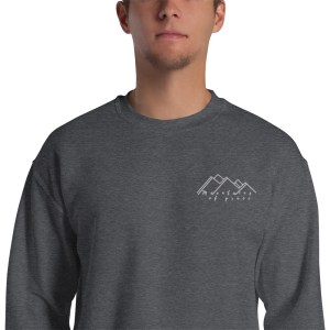 Mountains of Grace Sweatshirt