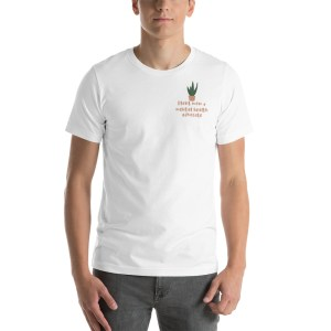Plant and Mental Health Advocate Shirt