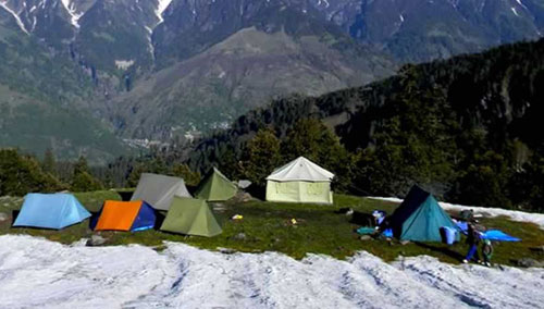 Bhrigu Lake and Trekking in Manali