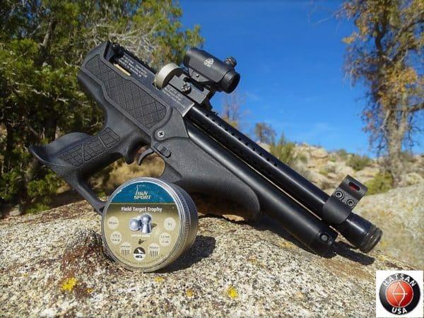 Hatsan Sortie Semi Auto Airgun field test – MountainSport