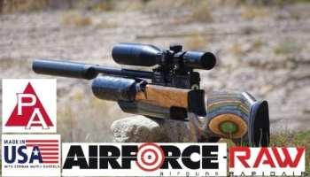HUNTING WITH THE  22 SUMATRA CARBINE – MountainSport Airguns Magazine