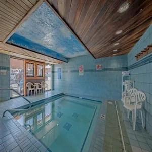 Antler Inn Hot tub
