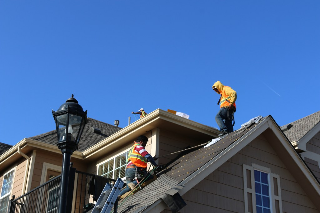 roof repair after snow damage Cherry Creek Colorado