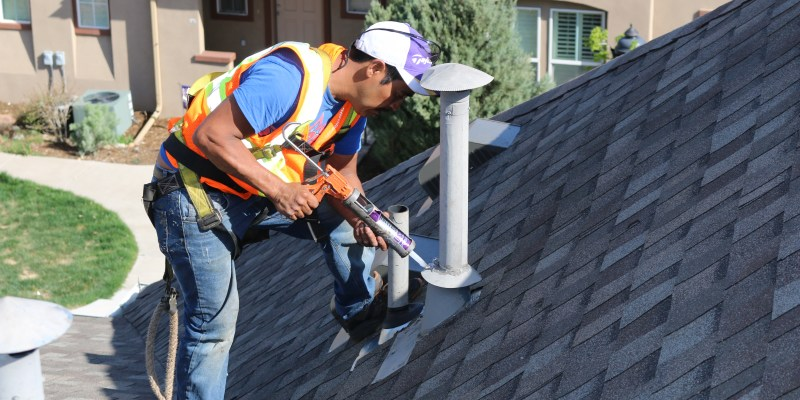 repairing roof damage centennial colorado